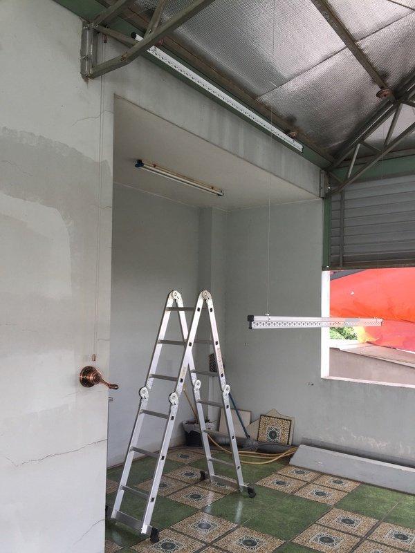 Lắp đặt và sửa chữa giàn phơi thông minh quận Hoàn Kiếm
