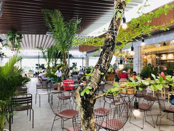[Báo giá] 8+ mẫu bạt che quán cafe bền và đẹp