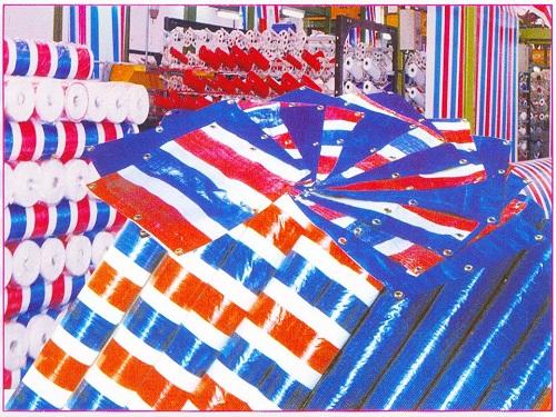 Hướng dẫn lựa chọn bạt sọc 3 màu che nắng mưa bền và đẹp